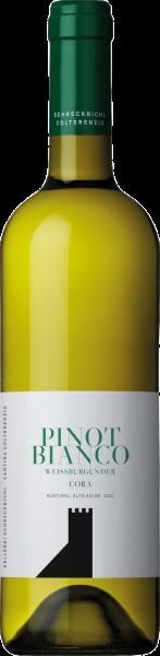 Weissburgunder Südtirol DOC Cora Schreckbichl Weißwein trocken