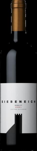 Merlot Riserva Südtirol DOC Siebeneich Schreckbichl Rotwein trocken