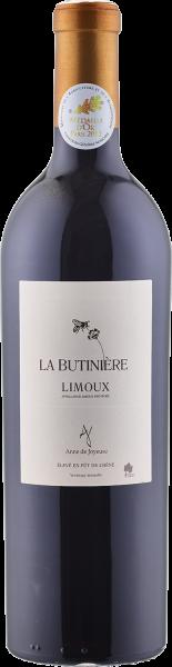 Anne de Joyeuse La Butinière Rouge AOP Limoux Languedoc-Roussillon Rotwein trocken