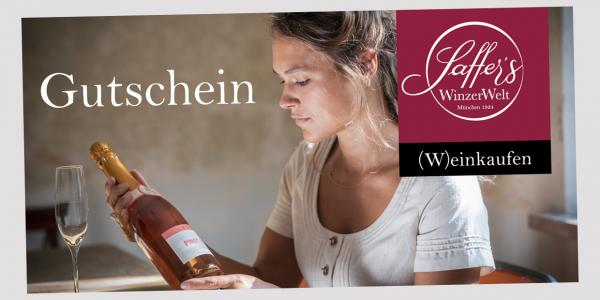 Gutschein Saffer´s WinzerWelt - 50 Euro