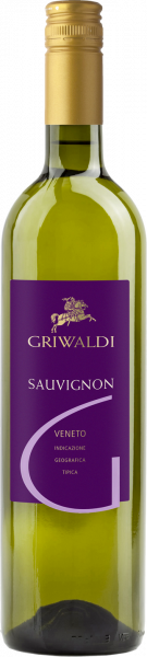 Sauvignon Blanc Veneto IGT Griwaldi Venetien Weißwein trocken