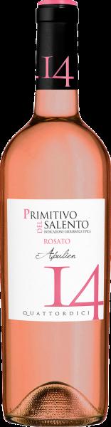 Primitivo Salento IGT Rosato 14 Contessa Marina Apulien Roséwein trocken | Saffer's WinzerWelt