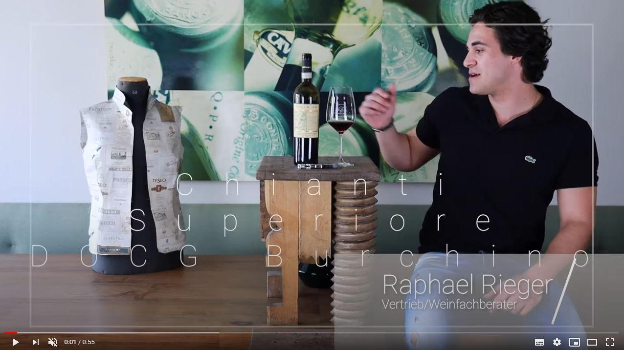 Chianti Superiore DOCG Burchino Toskana wein kaufen münchen | Saffer's WinzerWelt