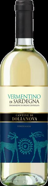 Vermentino di Sardegna DOC Dolianova Sardinien Weißwein trocken | Saffer' WinzerWelt
