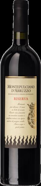 Montepulciano d´Abruzzo Riserva DOC Fiamme Nere Abruzzen Rotwein trocken | Saffer's WinzerWelt