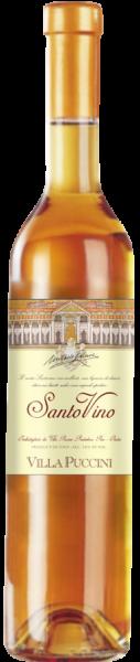 Santo Vino Vino liquoroso  0,5l Villa Puccini Toskana Süßwein | Saffer's WinzerWelt
