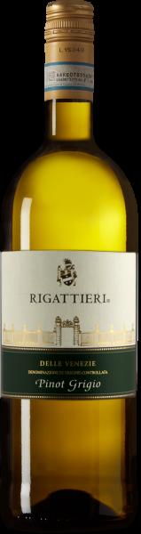Pinot Grigio DOC delle Venezie 1,0l Rigattieri Venetien Weißwein trocken