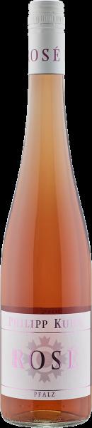 PHILIPPs Rosé trocken Kuhn QbA Pfalz Roséwein