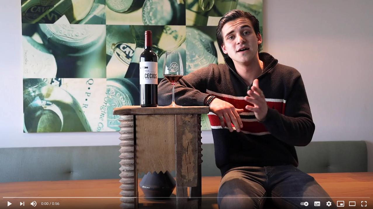 Cecios Crianza Rioja DOCa Marques de Reinosa wein kaufen münchen   Saffer's WinzerWelt