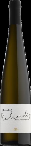 Pinot Grigio Trentino Superiore DOC Rulendis Cavit Trentin Weißwein trocken