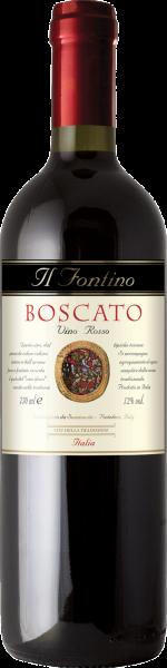 Il Fontino Boscato Rosso Vino Rosso Castellani Toskana Rotwein trocken