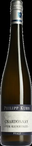 Kuhn Chardonnay Vom Kalkmergel trocken QbA Pfalz Weißwein