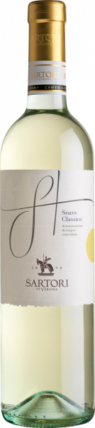 Soave Classico DOC Sartori Venetien Weißwein trocken
