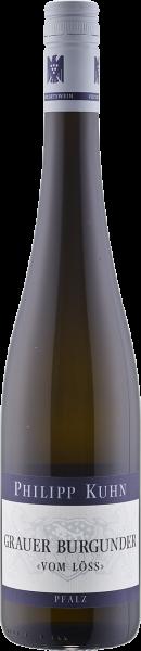 Grauer Burgunder LAUMERSHEIMer Vom Löss trocken Kuhn Pfalz Weißwein
