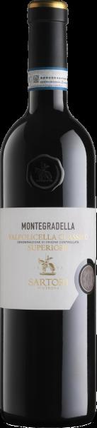 Valpolicella Class. Superiore DOC Montegradella Sartori Venetien Rotwein trocken
