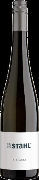 Damaszener Stahl Silvaner QbA trocken Franken Weißwein