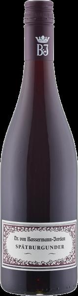 Bassermann Spätburgunder trocken QbA Pfalz Weißwein