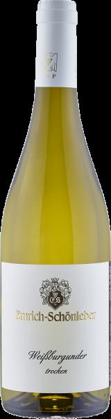 Emrich-Schönleber Weißburgunder trocken QbA Nahe Weißwein