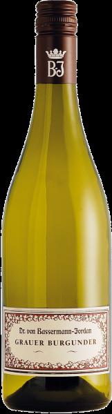 Bassermann-Jordan Grauer Burgunder trocken QbA Weißwein