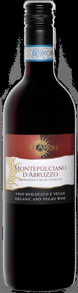 Bio-Montepulciano d´Abruzzo DOC TerrAmore Abruzzen Rotwein trocken