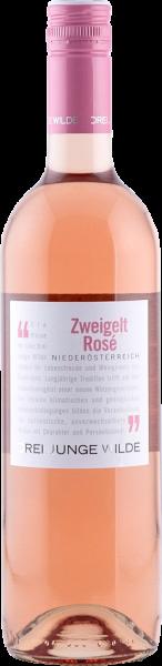 Zweigelt Rosé Niederösterreich QUW Drei Junge Wilde Roséwein trocken
