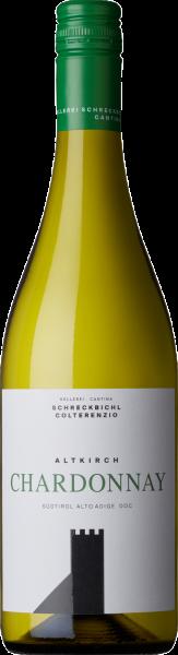 Chardonnay Südtirol DOC Altkirch Schreckbichl Weißwein trocken
