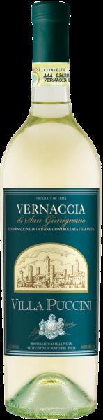 Vernaccia di San Gimignano DOCG Villa Puccini Toskana wein kaufen münchen | Saffer's WinzerWelt