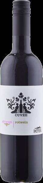 Hensel Aufwind Cuvée Rot trocken QbA Pfalz Rotwein | Saffer's WinzerWelt