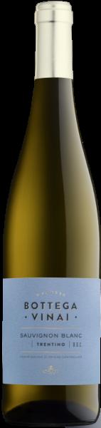 Sauvignon Blanc Trentino DOC Bottega Vinai Trentin Weißwein trocken