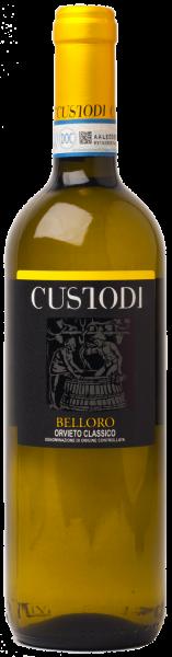 Orvieto Classico DOC Belloro Custodi Umbrien Weißwein trocken | Saffer's WinzerWelt