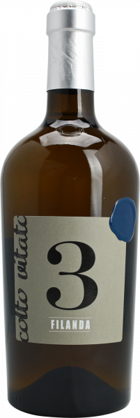 Filanda 3 Colto Vitato Bianco Emilia IGT Weißwein Romagnoli