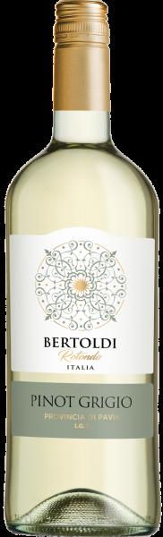 Pinot Grigio Provincia Pavia IGT Bertoldi Rotondo 1,5