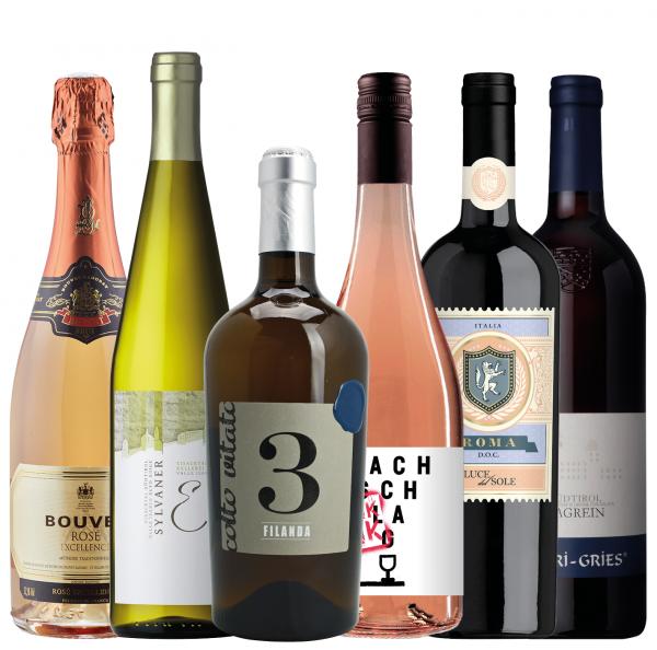 Entdecker-Paket - diese Weine sollten Sie probiert haben