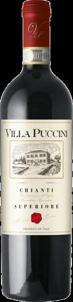 Chianti Superiore DOCG Villa Puccini Toskana Rotwein trocken