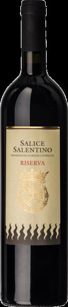 Salice Salentino Riserva DOC Fiamme Nere Apulien Rotwein trocken | Saffer's WinzerWelt