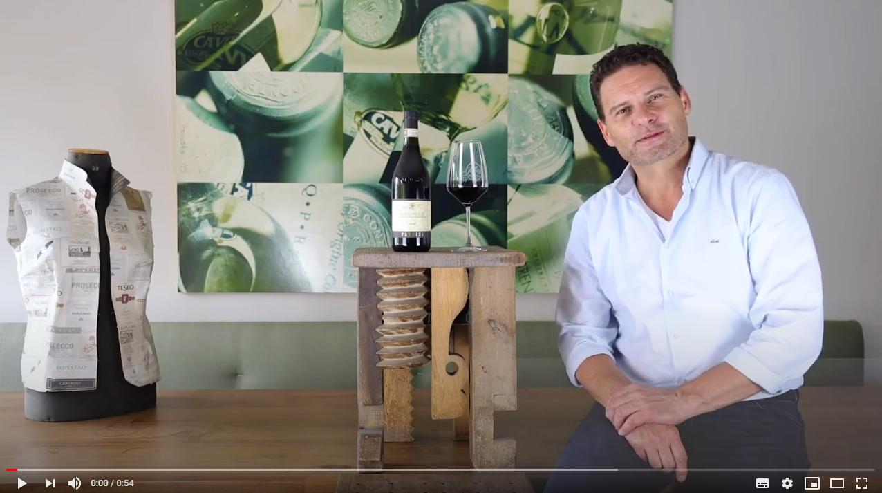 Barbaresco DOCG Patrizi Piemont Rotwein trocken