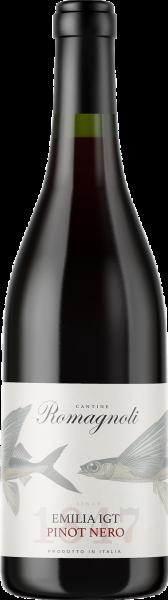 Pinot Nero Emilia IGT Rotwein Romagnoli Edizione Viticoltore