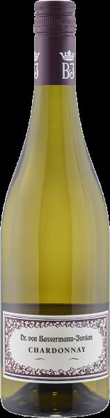 Bassermann-Jordan Chardonnay trocken QbA Pfalz Weißwein | Saffer's WinzerWelt