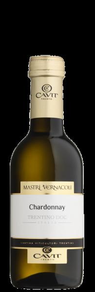 Chardonnay Trentino DOC Mastri Vernacoli 0,25l Cavit wein kaufen münchen | Saffer's WinzerWelt