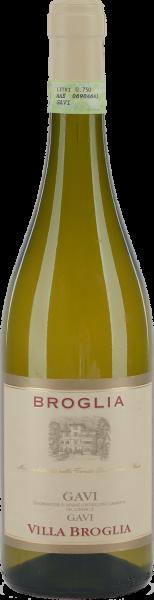 Gavi del Comune di Gavi DOCG Villa Broglia Piemont Weißwein trocken