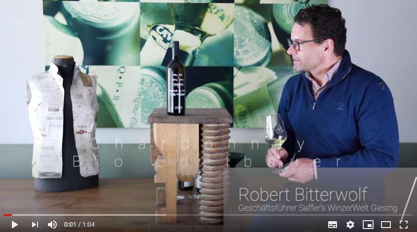 Chardonnay Kamptal QUW Bio Edelbauer wein kaufen münchen | Saffer's WinzerWelt