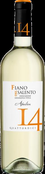 Fiano Salento IGT 14 Contessa Marina Apulien Weißwein trocken   Saffer's WinzerWelt