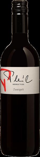 Zweigelt QUW Pleil Niederösterreich Rotwein trocken | Saffer's WinzerWelt