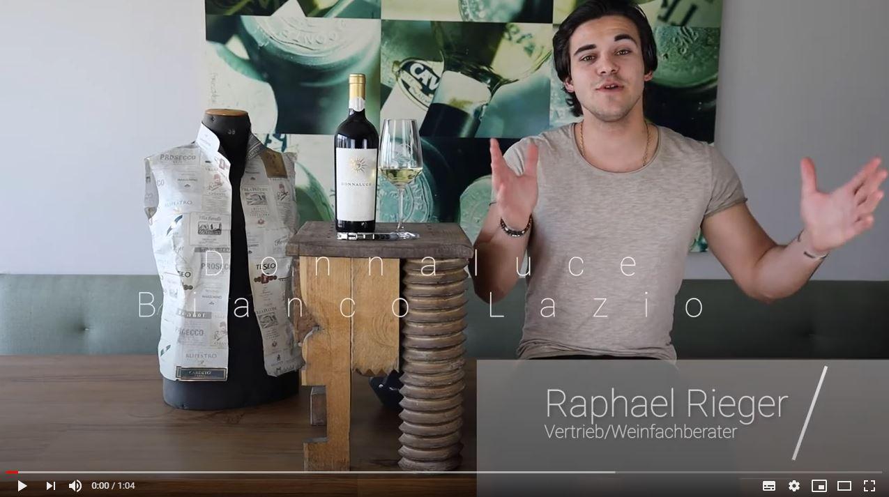 Donnaluce Bianco Lazio IGP Poggio Le Volpi Latium Weißwein trocken