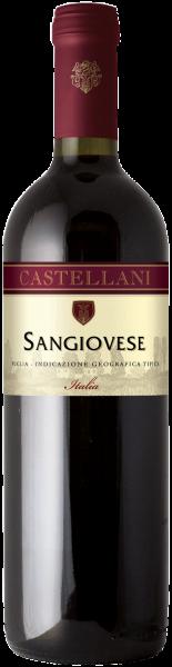 Sangiovese Puglia IGT Contessa Marina Castellani Apulien Rotwein trocken