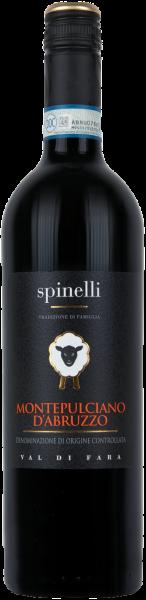 Montepulciano d´Abruzzo DOC Val di Fara Spinelli Abruzzen wein kaufen münchen   Saffer's WinzerWelt