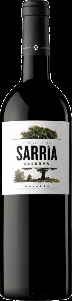 Reserva Navarra DO Señorio de Sarría Rotwein trocken | Saffer's WinzerWelt