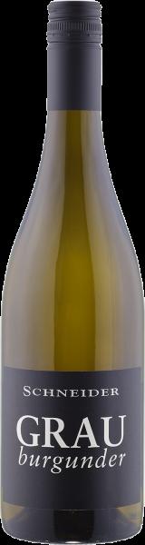 Markus Schneider Grauburgunder trocken QbA Pfalz Weißwein