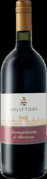 Montepulciano d´Abruzzo DOC 1,0l Rigattieri Abruzzen Rotwein trocken | Saffer's WinzerWelt