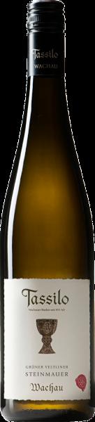 Grüner Veltliner QUW Wachau Steinmauer Tassilo Weißwein trocken